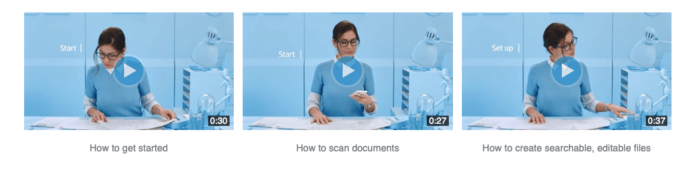 How to videos from Office Depot
