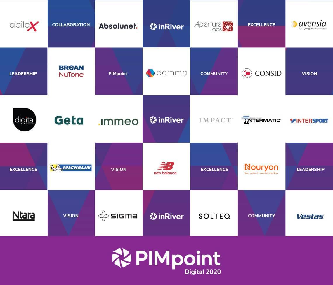 PIMpoint award winners