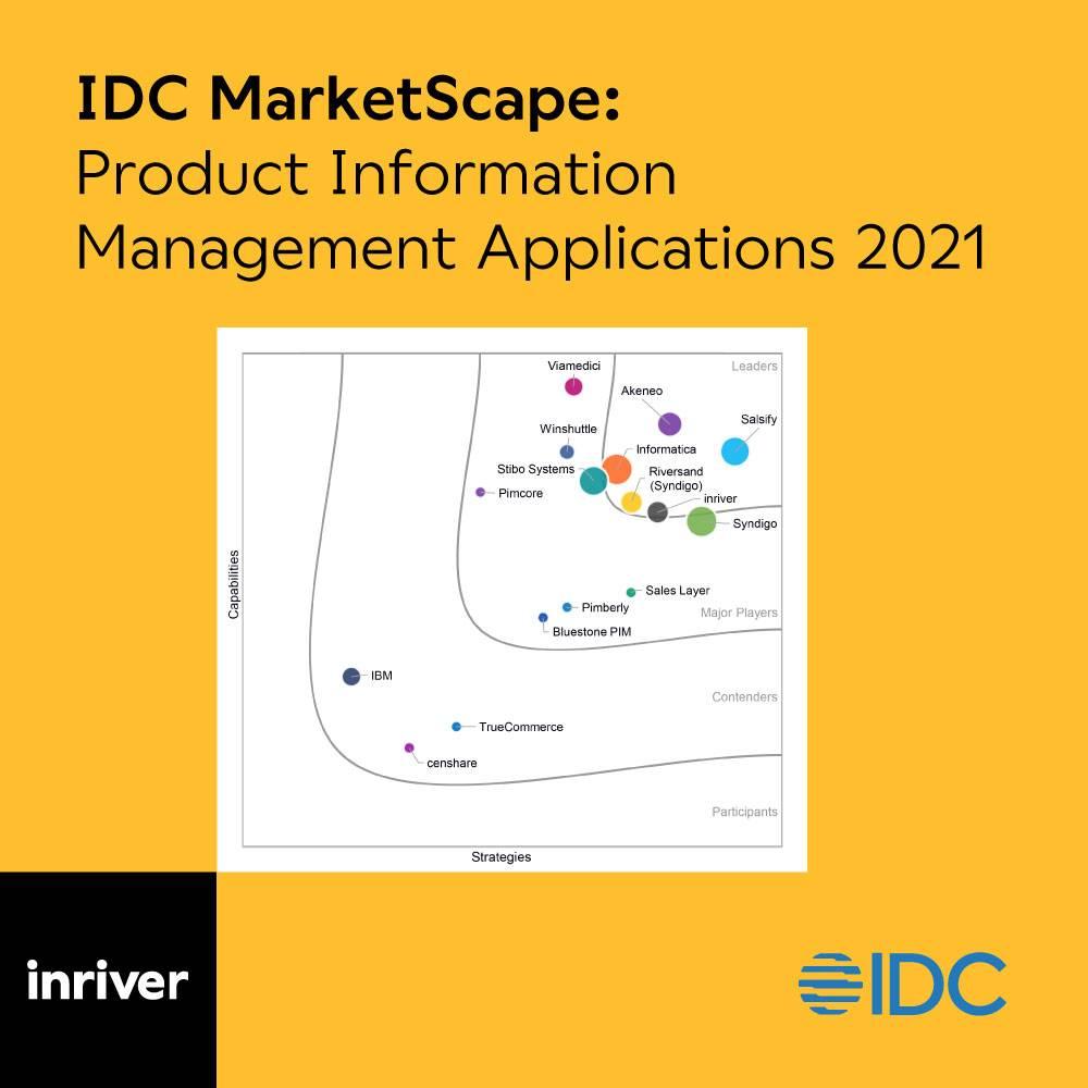 IDC MarketScape 2021